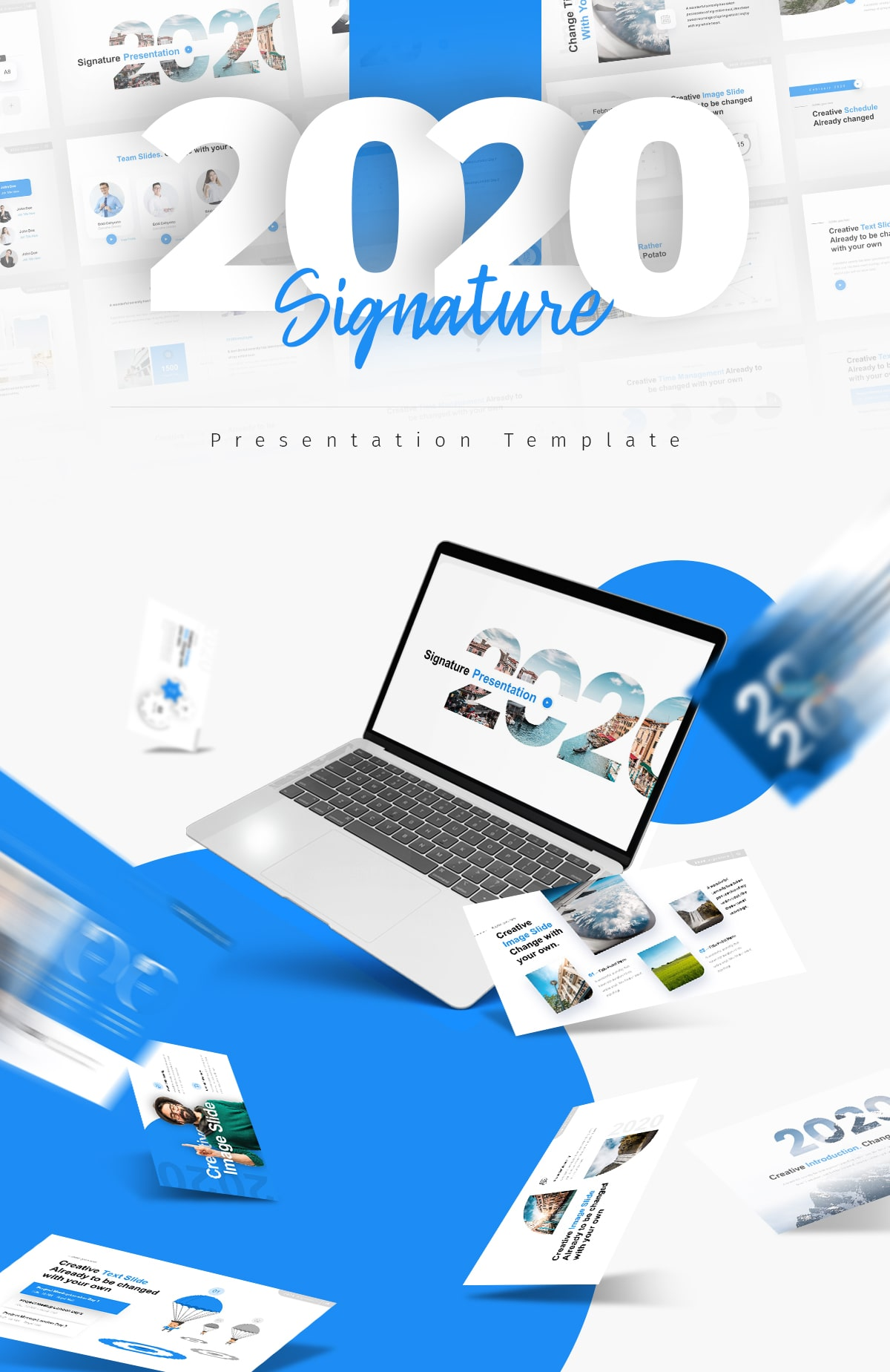 Best PowerPoint and Keynote Template