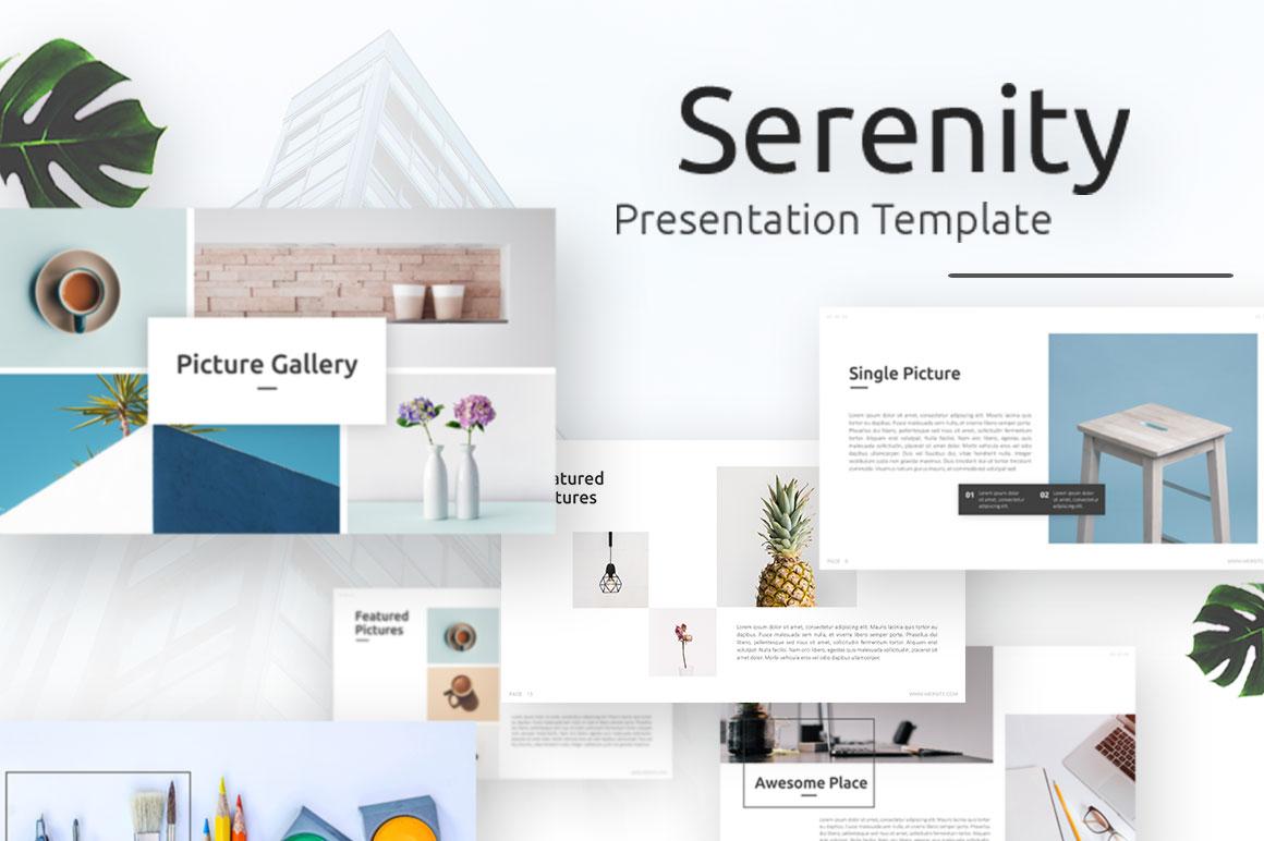 Modern Portfolio PowerPoint Template