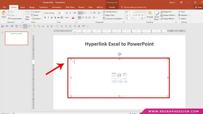 How to Link Excel to PowerPoint