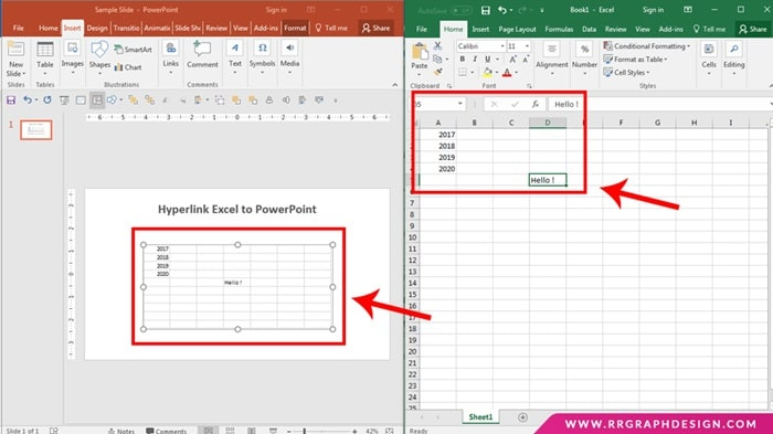 How to Link Excel