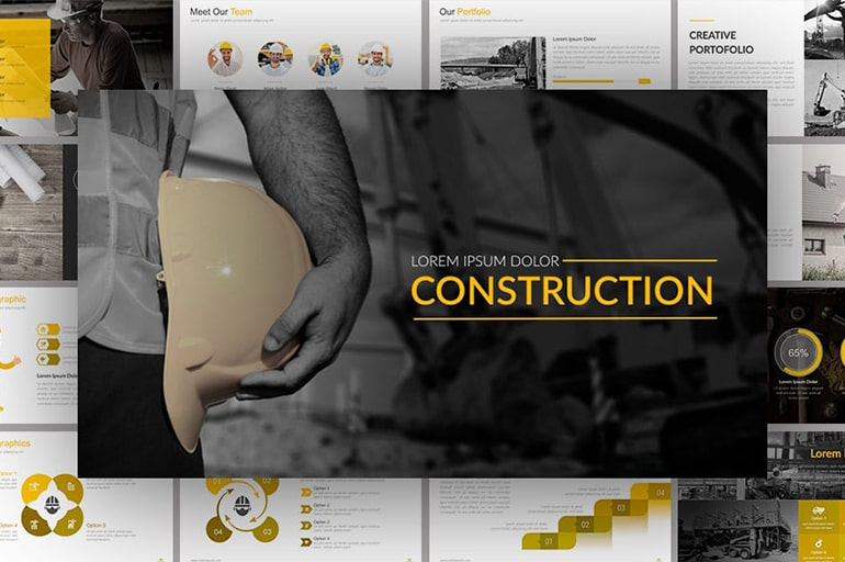Architecture PowerPoint Templates