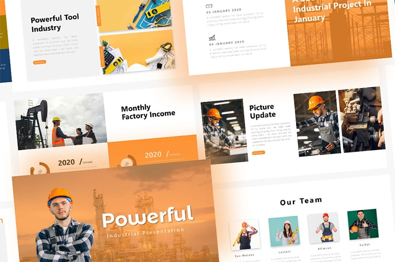 10 Architecture PowerPoint Templates Recommendation in 2020