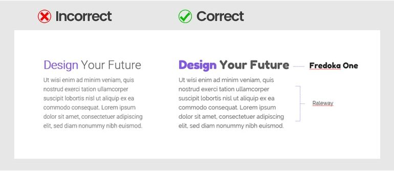 Font Pairing Tips and Tricks for Dummies