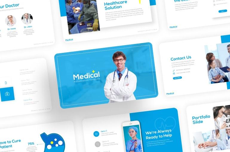 Pharmaceutical PowerPoint Templates