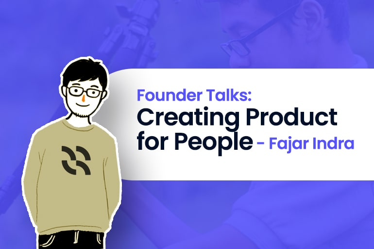 Founder Talks Creating Product for People