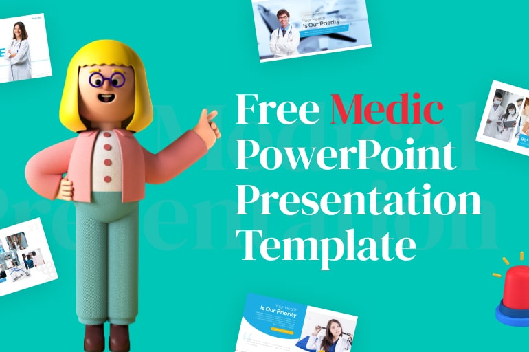 Free Pharmaceutical PowerPoint Templates for Medics