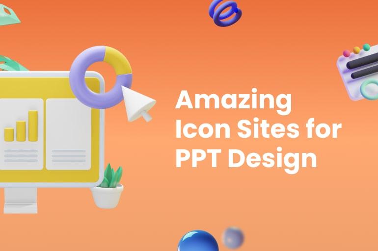 20+ Awe-inspiring Icon Sites for Presentation Design