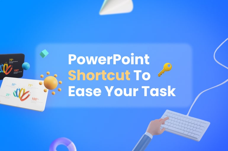 PowerPoint Presentation Design Shortcut Keys to Save Your Time