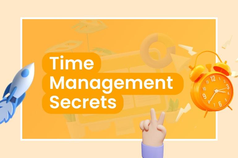 Twelve Secrets of Time Management