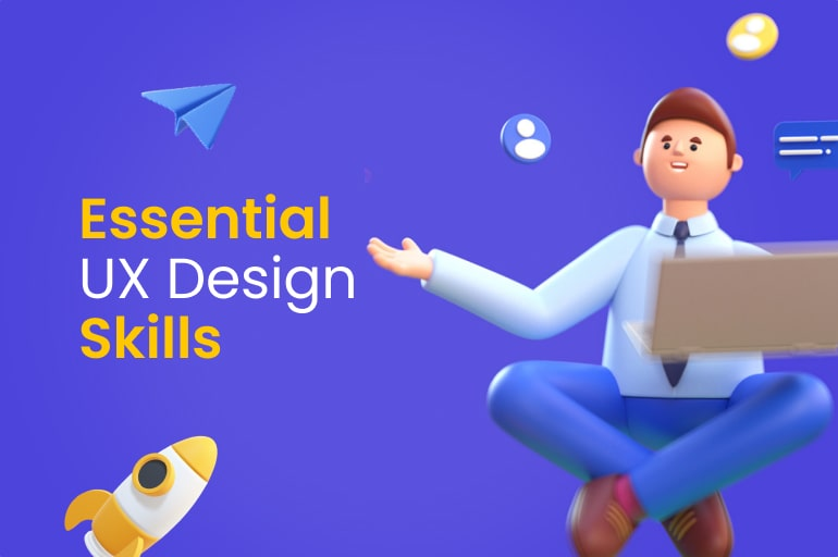 Customers or users' X Design Skills: What Skills Do We Need to Become A Better UX Designer?