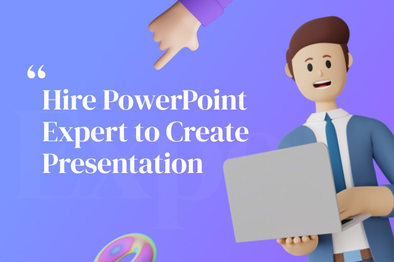hire powerpoint expert for presentation design