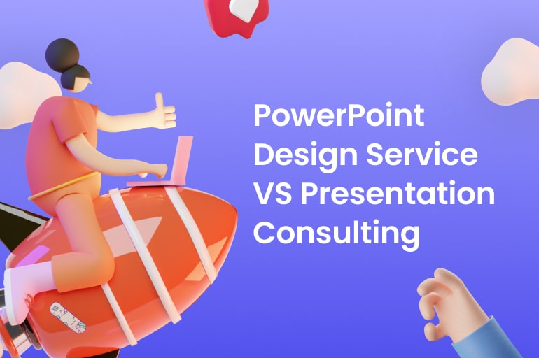 powerpoint design service is not presentation consulting