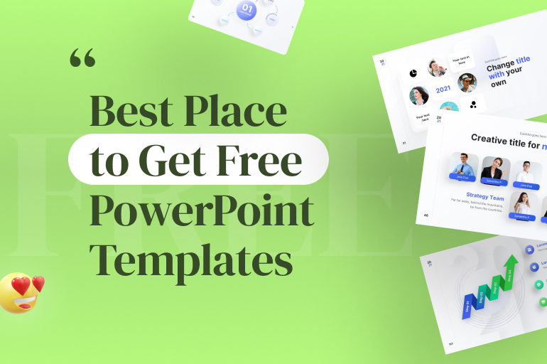 best places to download free powerpoint templates