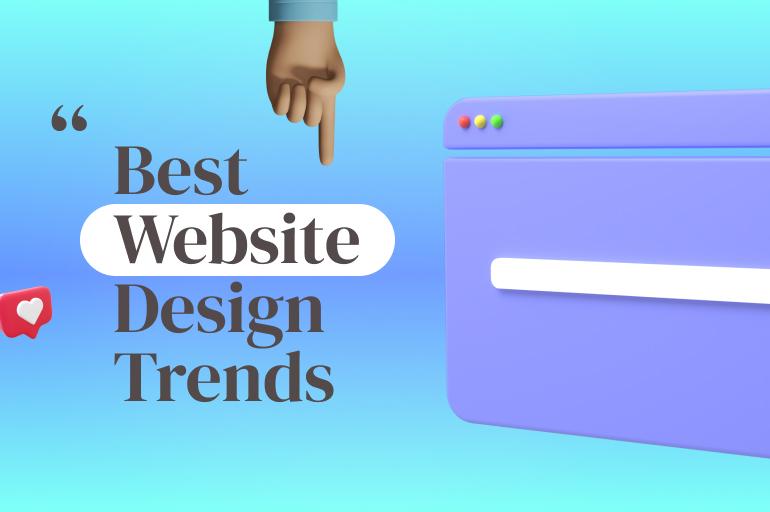 best website design trends