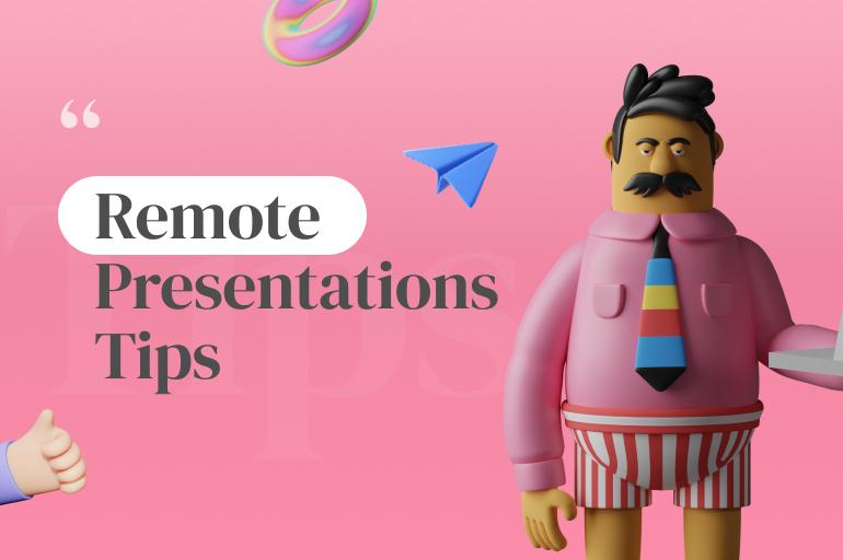 effective remote presentations