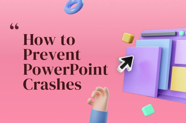 powerpoint crashes too often