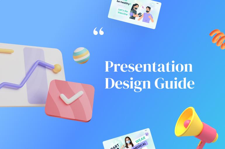 presentation design guide