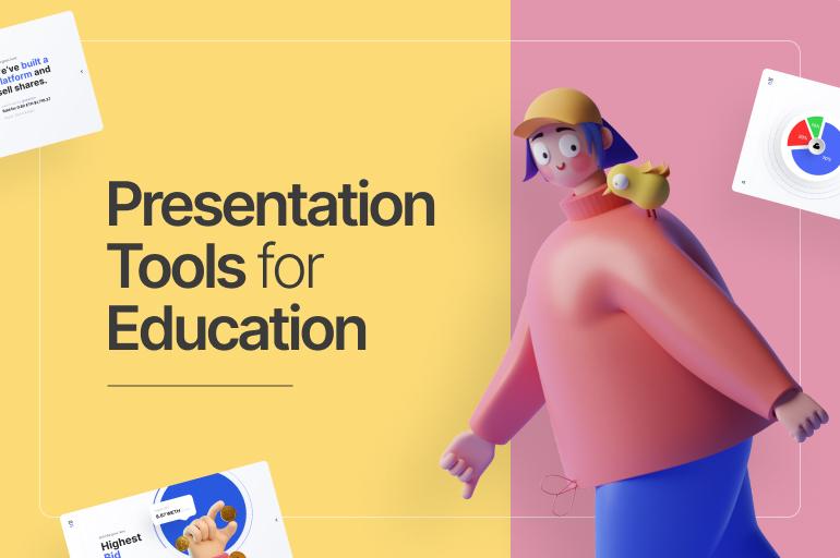 educational presentation tools